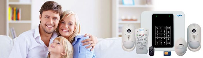 Poner alarma en casa