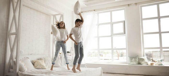 medidas niños seguros en casa