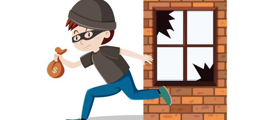 que roban lasdrones en casas